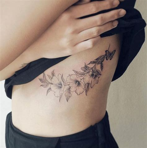tattoo on ribs side rib tattoos for girls designs ideas and meaning tattoos