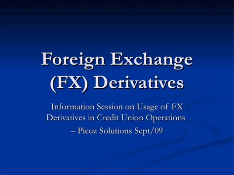 Foreign Exchange Risk Management Mba Project by Forex Management And Currency Derivatives