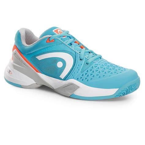 womens revolt pro tennis shoes blue tennisnuts
