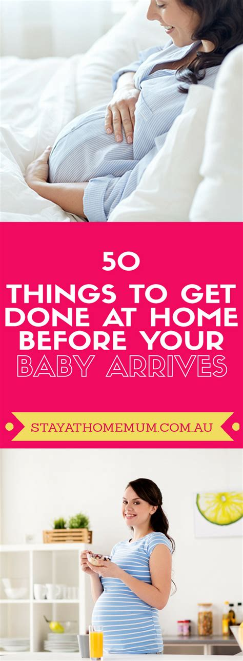 50 things to before a baby 50 things to parenting series book 1 books 50 things to get done at home before your baby arrives