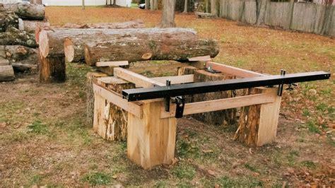 chainsaw mills log beds the logosol big mill basic archives sawsandsplitters