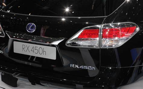 lexus hybrid 2014 2014 lexus rx 450h hybrid top auto magazine