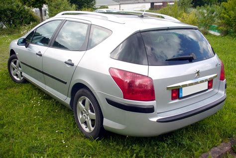 peugeot 407 sw 2003 peugeot 407 sw 3 0 related infomation specifications