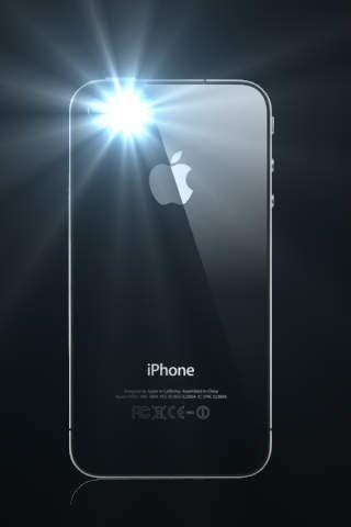 iphone flashlight comment activer le flash de iphone le mobile angelole mobile angelo