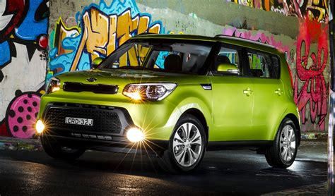 Kia Soul Car Review 2017 Kia Soul Review
