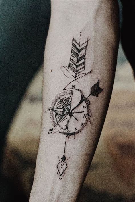 tattoo compass image best 25 compass tattoo ideas on pinterest compass