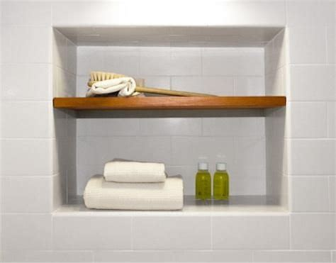 Bathroom Niche Shelves Shower Niche Teak Shelves Search Bathroom Shower Niche Wood