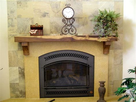 crafted custom rustic fireplace mantel by fbt sawmill