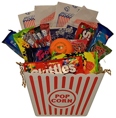 ultimate movie night gift bundle care package easter