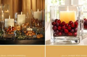 simple thanksgiving centerpieces at home with kim vallee