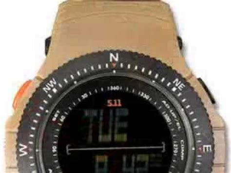 jam tangan 5 11 tactical series