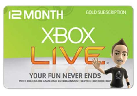 Xbox Live Gift Card 12 Month - time cards xbox live gold membership 12 months was sold for r440 00 on 18 feb at
