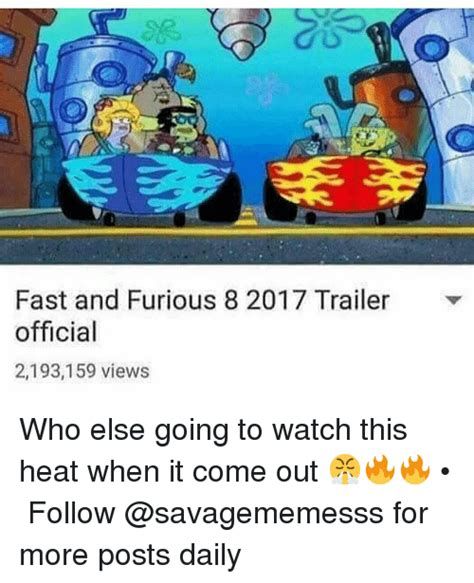 fast and furious 8 when is it coming out 25 best memes about fast and furious 8 fast and furious