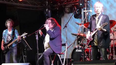 The Deviants mick farren and the deviants at sonic rock 2013