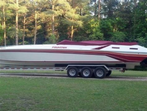 fountain military boats 1992 42 foot fountain lightning power boat for sale in