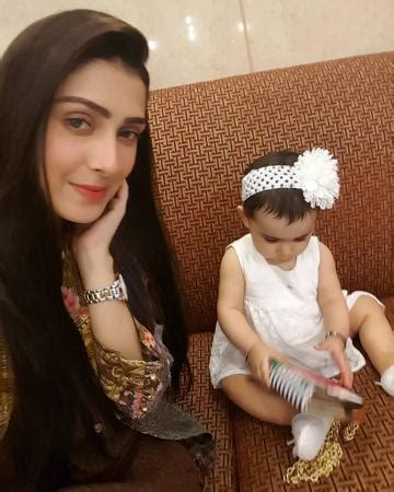 ayeza khan with her daughter arts & entertainment images