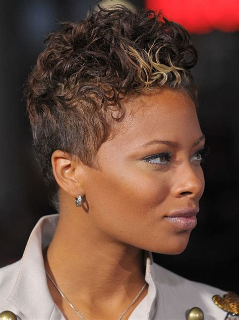 eva marcille hairstyles 2013 hairstyles pictures very short african american curly