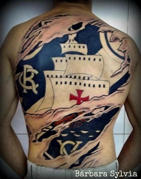 vasco tatoo vasco na pele on football
