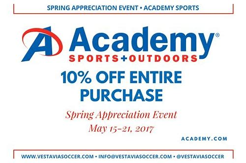 academy printable coupons may 2018