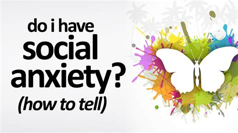 what do i do if i have a bench warrant do i have social anxiety disorder how to tell youtube