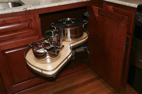 Kitchen Cabinet Blind Corner Solutions The Useful Of Blind Corner Cabinet Pull Out Ideas Tedx Decors