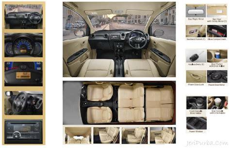 Dan Tipe Ac Aux tipe pilihan warna dan harga honda mobilio 2015