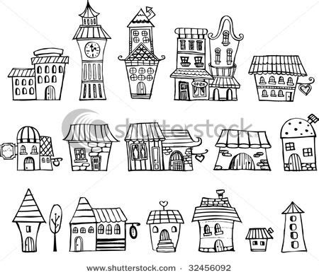 cartoon house drawing in 7 easy steps best 25 house doodle ideas on pinterest house