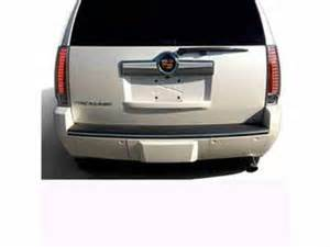 2007 Cadillac Escalade Hitch Cover 2007 2008 2009 2010 2011 2012 Escalade Tahoe Yukon Rear