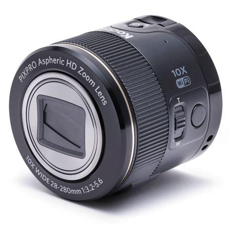 digital with lens kodak pixpro sl10 smart lens digital module sl10b b h