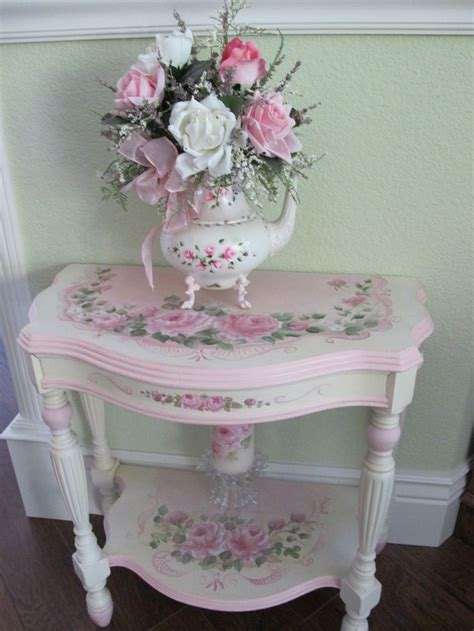 Shabby Chic Painted Furniture Ideas Shabby Chic Pink Painted Furniture Ideas Shabby Chic