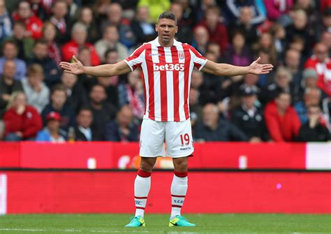 premier league match between stoke city and southton at britannia stoke city three hopes one fear