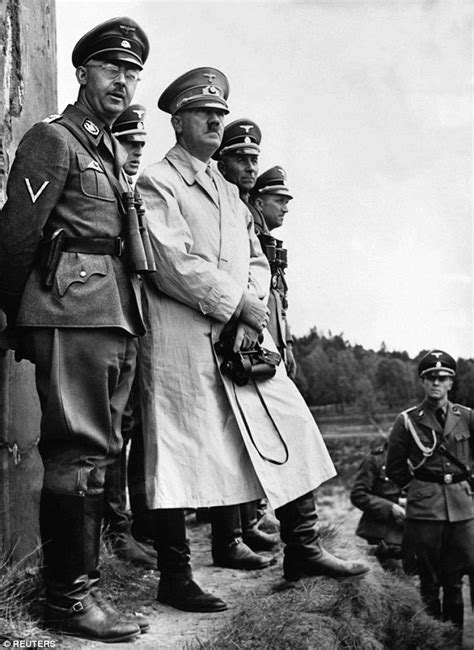 heinrich himmler the sinister of the of the ss and gestapo books heinrich himmler s diary reveal how ss chief recorded most