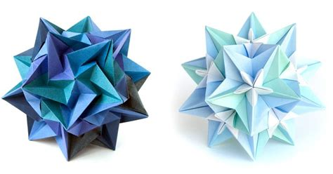 Modular Origami Folding - 4995 best images about origami kusudamas on
