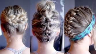 oily hair hairstyles youtube easy heatless hairstyles for greasy oily hair milabu