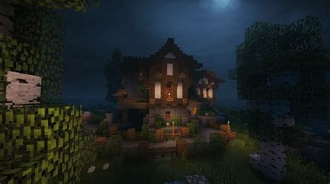 medieval house skyrim inspiration timelapse download minecraft project cozy little medieval house timelapse download