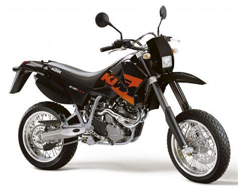 Ktm Microfiche Ktm 640 Supermoto 2002 Fiche Moto Motoplanete