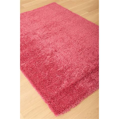 domino shag rug pink dcg stores