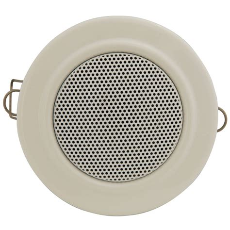 Speakers Ceiling by White Light Style Ceiling Speaker