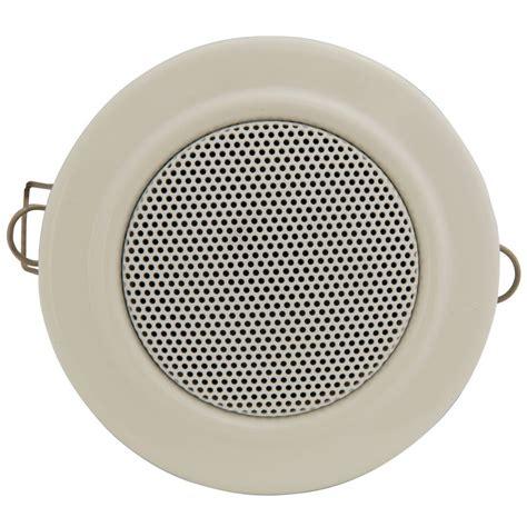 For Ceiling Speakers by White Light Style Ceiling Speaker