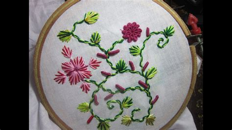 Handmade Embroidery Designs - embroidery designs embroidery stitches stitch and