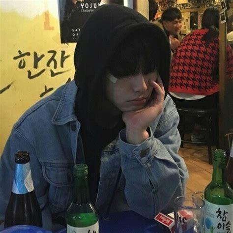 Soju Bottle Earrings korean soju