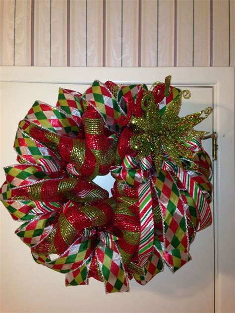 mesh wreath ideas deco mesh wreath crafts ideas