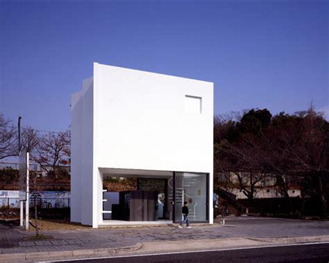 minimalist design facade japanese home architecture hidden behind the minimalist