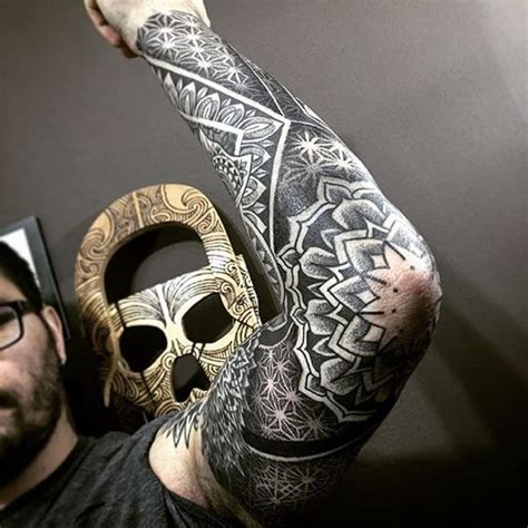mens mandala tattoo mandala tattoos for ideas and designs for guys