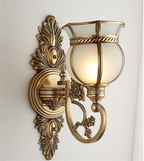 Glass Wall Sconce Shades Sconce Shades Glass Sconce Shades Classic Golden Brass Furniture Ddheartslove