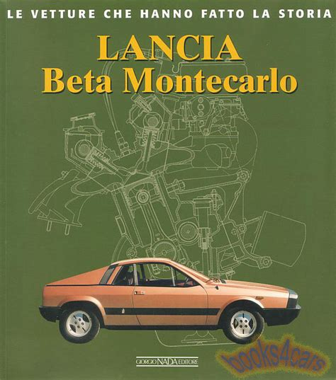 Lancia Beta Manuals At Books4cars Com