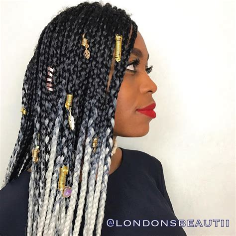 Box Braids Hairstyles Accessories by Box Braids Done By S Beautii In Bowie Maryland