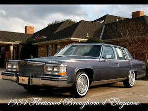 1992 Cadillac Brougham D Elegance 1990 1992 Cadillac Brougham Brougham D Elegance