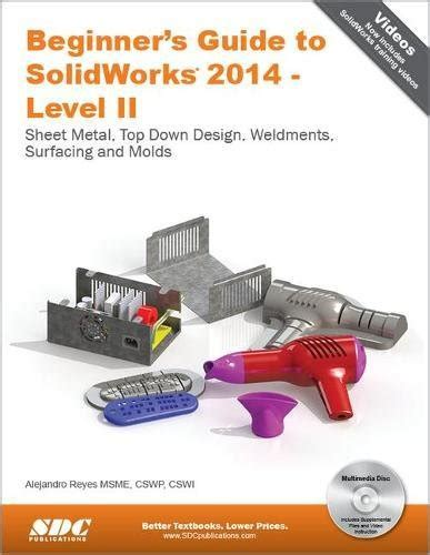 Solidworks Tutorial Beginner 2014   beginner s guide to solidworks 2014 level ii fitness