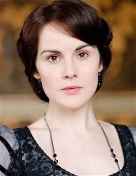 lady mary crawleys new hair style downton abbey hairstyles lady mary hair pinterest